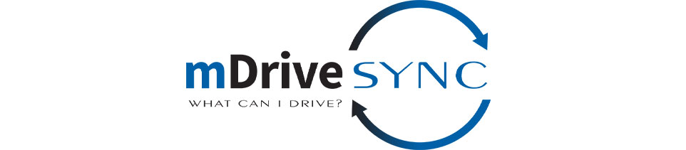 mDrive Sync Logo Wide